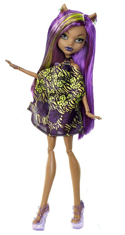 Imagen Muñeca Kawaii vestido de fiesta