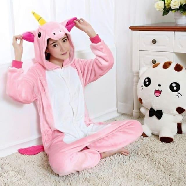 Pijamas Kawaii bonitos, cómodos, baratos y personalizados, hay de animales, dibujos animados y encima de calidad