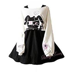 Vestidos Kawaii bonitos, baratos, cómodos y originales, hay de animales, dibujos animados y encima de calidad