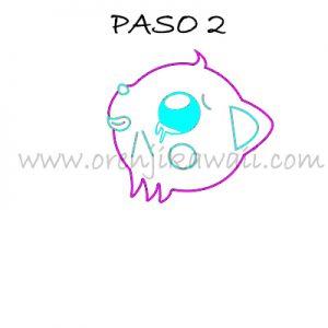 Dibujar Paso 2