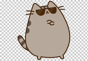 Gato Pusheen Kawaii epico